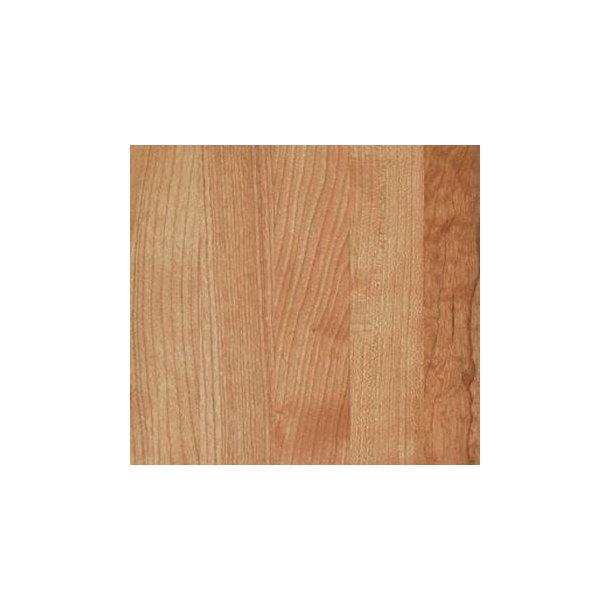 30 mm Limtræes Plade i Kirsebær. Str.: 63,5 x 202,0 cm.